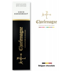 """""""Coco Collection"""" - 100 gr - Charlemagne Chocolatiers"""