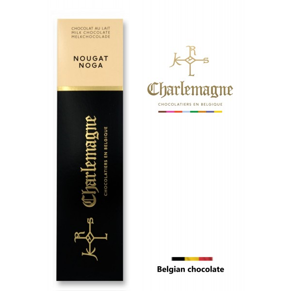 """Coco Collection"" - 100 gr - Charlemagne Chocolatiers"