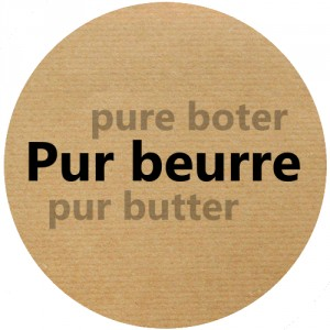 Pure butter speculoos